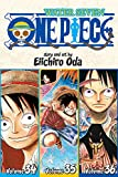 One Piece: Water Seven 34-35-36, Vol. 12 (Omnibus Edition) (One Piece (Omnibus Edition))