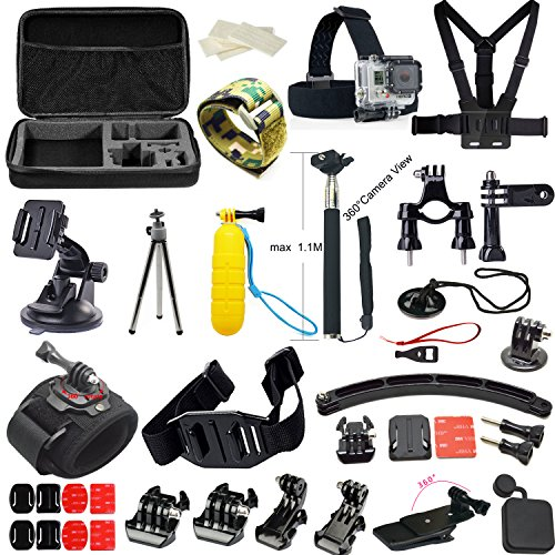 Soft Digits® Gopro Accessory Kit