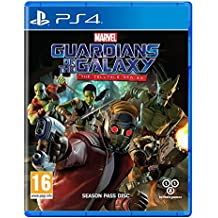 Marvel's Guardians Of The Galaxy: The Telltale Series (PS4) (UK IMPORT) By Warner Bros. Interactive Entertainment