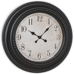 Fhe Group Traditional 24 Inch Wall Clock