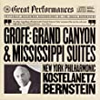 Grof�: Grand Canyon Suite; Mississippe Suite