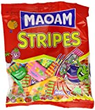 Maoam Stripes 160 g (Pack of 16)