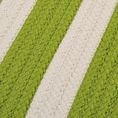 Baxter Area Area Rug, 8' SQUARE, BRIGHT LIME