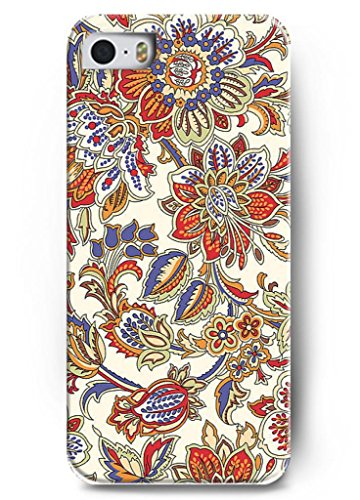 Ouo Stylish Series Case For Iphone 5 5S With The Design Of Colorful Beautiful Flower