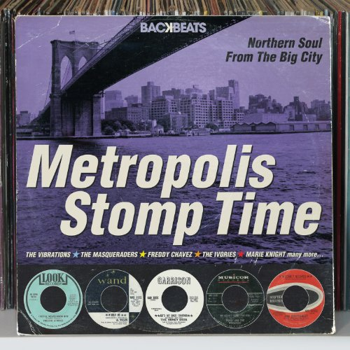 Backbeats: Metropolis Stomp Time-Northern Soul Fro - Backbeats: Metropolis Stomp Time-Northern Soul Fro