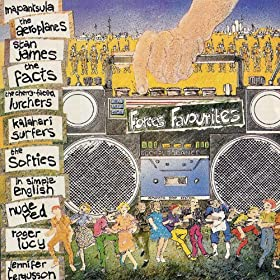 Forces Favourites - 12 SOngs by SOuth Africans Supporting the End Conscription Campaign