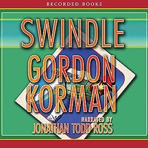 Swindle Audiobook