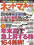 ネットマネー 2014年 12月号 [雑誌]