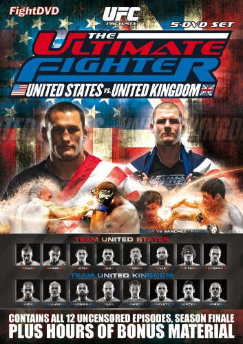 UFC: The Ultimate Fighter - Season 9 - United States vs United Kingdom [DVD]