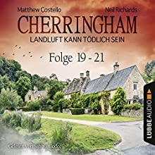 Cherringham - Landluft kann tödlich sein: Sammelband 7 (Cherringham 19-21) Audiobook by Neil Richards, Matthew Costello Narrated by Sabina Godec