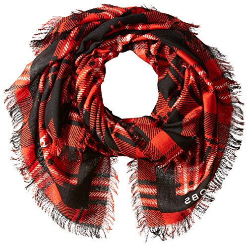 Marc-Jacobs-Womens-Plaid-Stole-Wrap