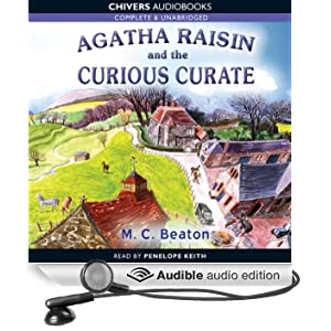 Agatha Raisin and the Curious Curate (Dramatisation)