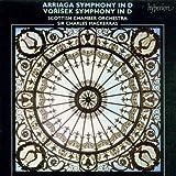 Vorisek/Arriaga: Symphonies in D Major