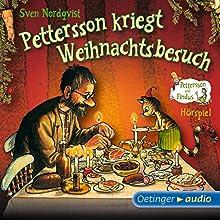 Pettersson kriegt Weihnachtsbesuch (Pettersson und Findus Hörspiel) (       ungekürzt) von Sven Nordqvist Gesprochen von: Laura Maire, Jens Wawrczeck, Fred Maire