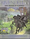 img - for Rivendell: The House of Elrond (Middle Earth Role Playing/MERP #8080) book / textbook / text book