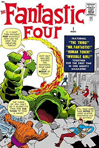 [Fantastic Four: Omnibus (New Printing) Volume 1] (By: Stan Lee) [published: October, 2013]