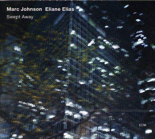 Swept Away by Marc Johnson, Eliane Elias, Joey Baron and Joe Lovano