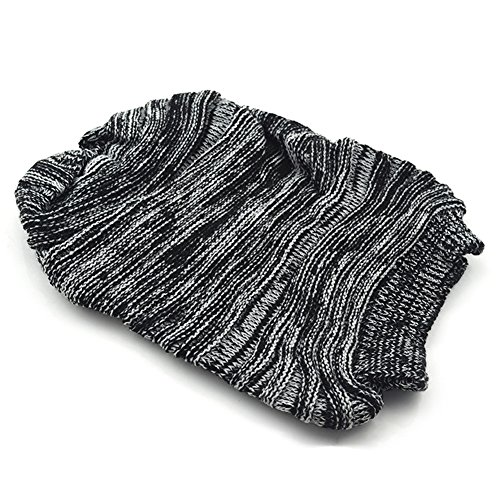 WayOn Mens Slouchy Beanie Knit Wool Ski Hat Cap Baggy Beret Winter Warm Hip-Hop (Cuffed Tied And Satisfied compare prices)
