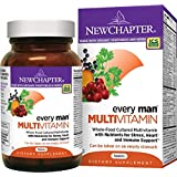 New Chapter Every Man Multivitamin - 120 ct (60 Day Supply)