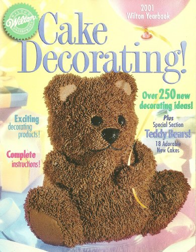 Wilton Yearbook of Cake Decorating, 2001 at Amazon.com