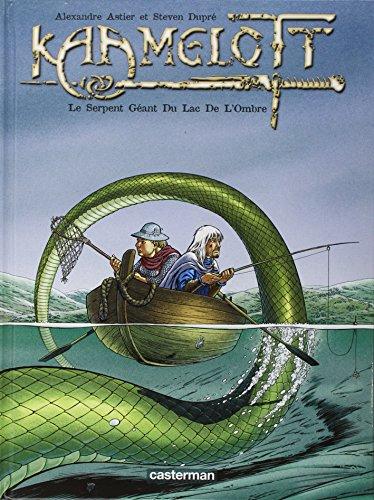 kaamelott-tome-5-le-serpent-geant-du-lac-de-lombre