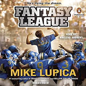 Fantasy League Audiobook