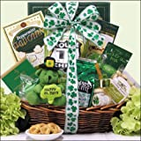 Luck O' The Irish ~ Small: St. Patrick's Day Gourmet Gift Basket