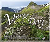 Bible Verse for the Day - 365 Page Daily Calendar 2017 - All KJV Scripture Verses