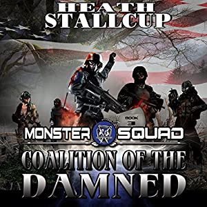 Coalition of the Damned Audiobook