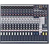 Webetop EFX12 12 Channel Audio Mixer with 24 Bit Lexicon Digital Effects