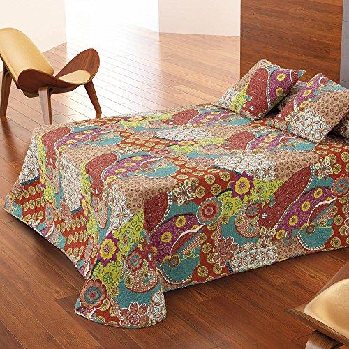 BUTI + CUADRANTE 50X50 PARMA 105 Cama 105 - 200x270 Color ESTAMPADO