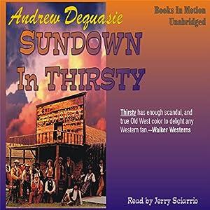Sundown in Thirsty Audiobook