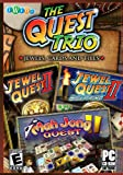 The Quest Trio: Jewel Quest II / Jewel Quest II: Solitaire / Mah Jong Quest ....