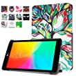 LG G Pad X 8.0 V521 Case, Asstar High Impact New patterns PU Leather Flip Folio Cover Protective Shell Stand Case Cover for LG G Pad X 8.0 V521/G Pad III 8.0 V525 2016 (Tree)