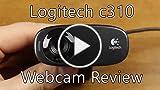 Logitech C310 Webcam Review