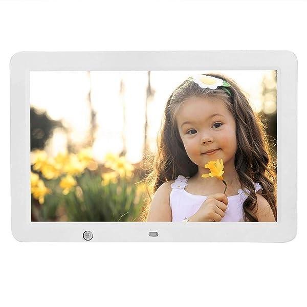iUcar 12 Inch HD Digital Photo frame with Motion Sensor 8GB Memory ...