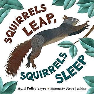 Book Cover: Squirrels Leap, Squirrels Sleep