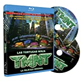 TMNT 1, La Pelcula Original [Blu-ray]