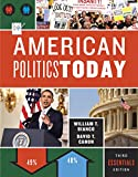img - for American Politics Today (Third Essentials Edition) book / textbook / text book