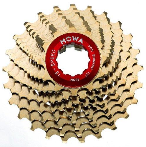 MOWA 10S ROAD CASSETTE/FREEWHEEL/FULL CNC/12-25T/108g