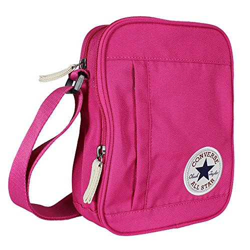 Converse Borsa a tracolla All Star Core, Unisex, Umhängetasche Core Poly Cross Body, Plastic Pink, Unisex