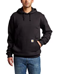 Carhartt Men's Big-Tall Midweight Sweatshirt Hooded Pullover Original Fit