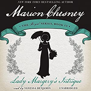 Lady Margery's Intrigue Audiobook