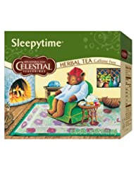Celestial Seasonings Herb Tea, Sleepytime, 40-Count Tea Bags (Pack of 6)