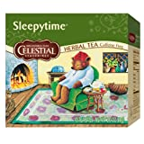Celestial Seasonings Herb Tea, Sleepytime, 40-Count Tea Bags (Pack of 6) ~ Celestial Seasonings