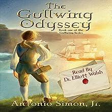 The Gullwing Odyssey (       UNABRIDGED) by Antonio Simon Jr. Narrated by Elliott Walsh