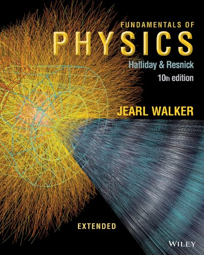 Fundamentals of Physics Extended (10th Edition) Chapter 5