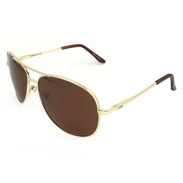 82ec458b914 J+S Premium Military Style Classic Aviator Sunglasses