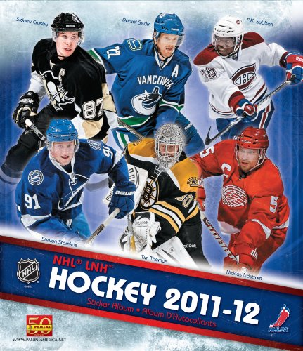 Wooky NHL 2011 Sticker Album
