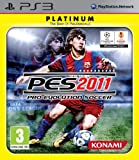 Pro Evolution Soccer 2011 - Platinum Edition (PS3)